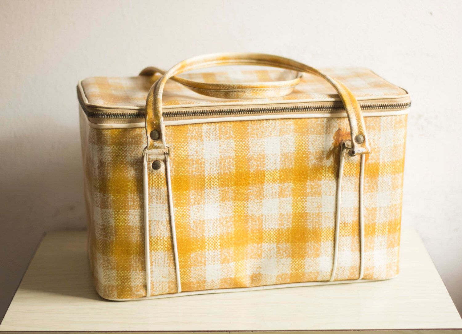Vintage cooler 70s by lechatnouveau on etsy httpswww