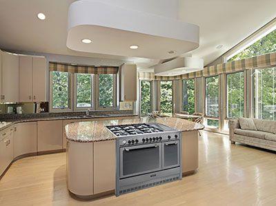 kitchen design with range cooker - Google Search | Kitchen ideas ...