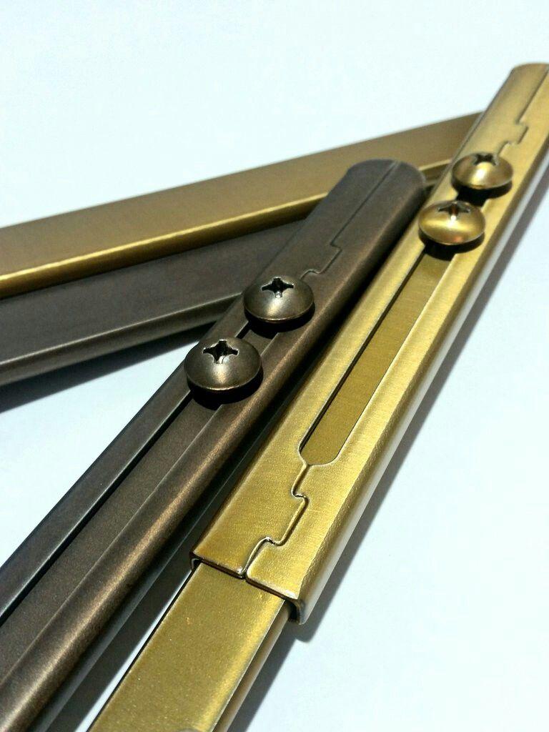 Antique bronze antique brass specialist powder coated