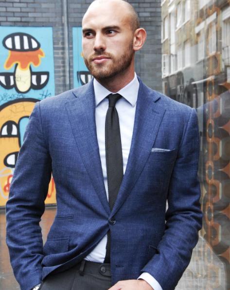 1 Jacket, 4 ways. Visit: https://www.clementsandchurch.co.uk The formal look #custommade #jacket #mensstyle #menfashion