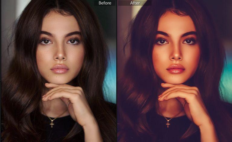 15 Pro Portrait Skin Retouching Lightroom Presets Portrait Pro