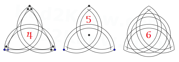 How to Draw a Triquetra/Trinity Knot | Lesson Plans ...