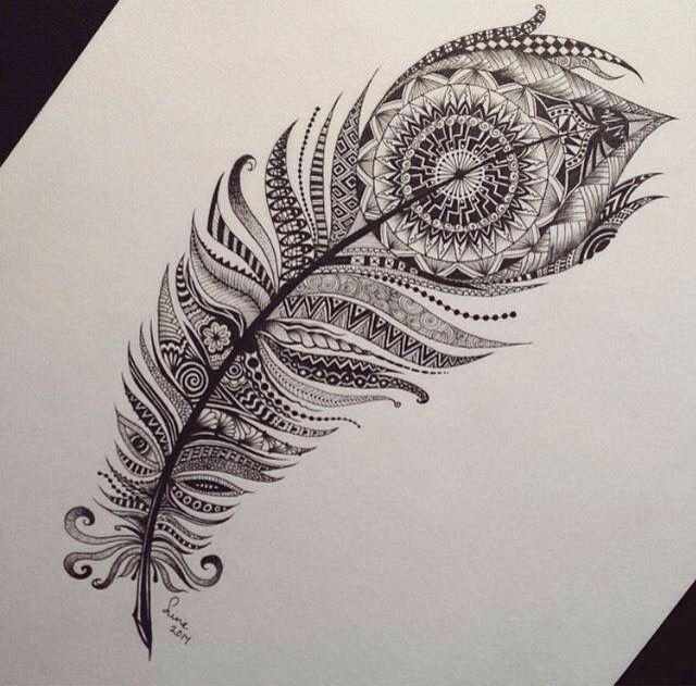 tatouage plume tatouage tattoos feather tattoos et. Black Bedroom Furniture Sets. Home Design Ideas