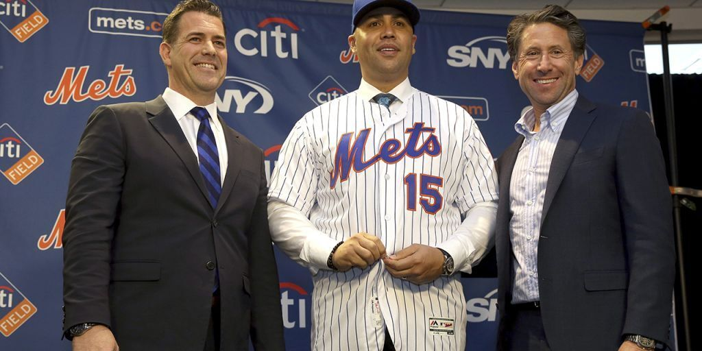 Carlos Beltran out as New York Mets manager in wake of MLB