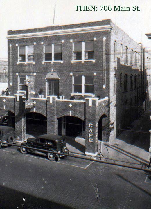 Old Imperial Hotel Minden La