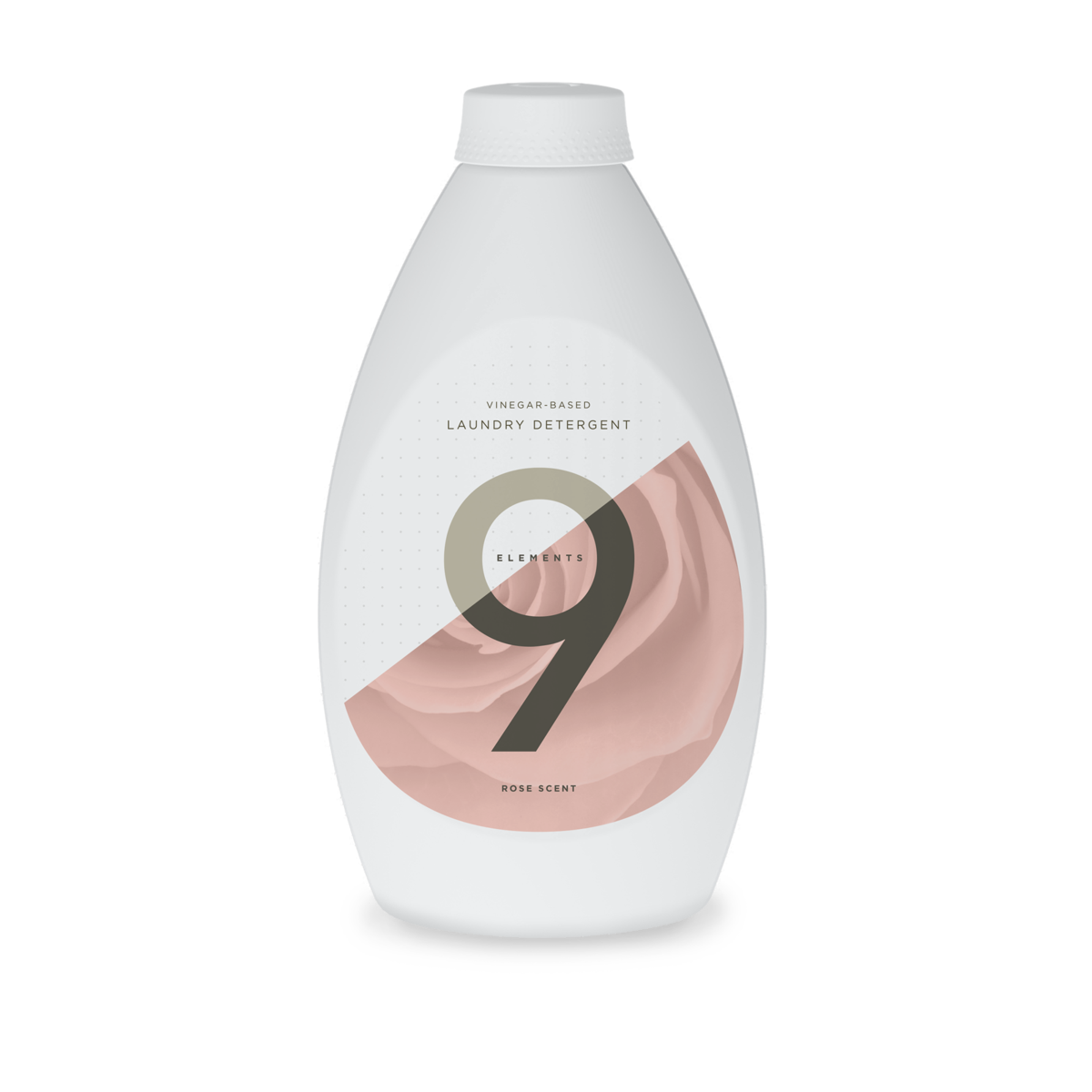 Rose Laundry Detergent 9 Elements