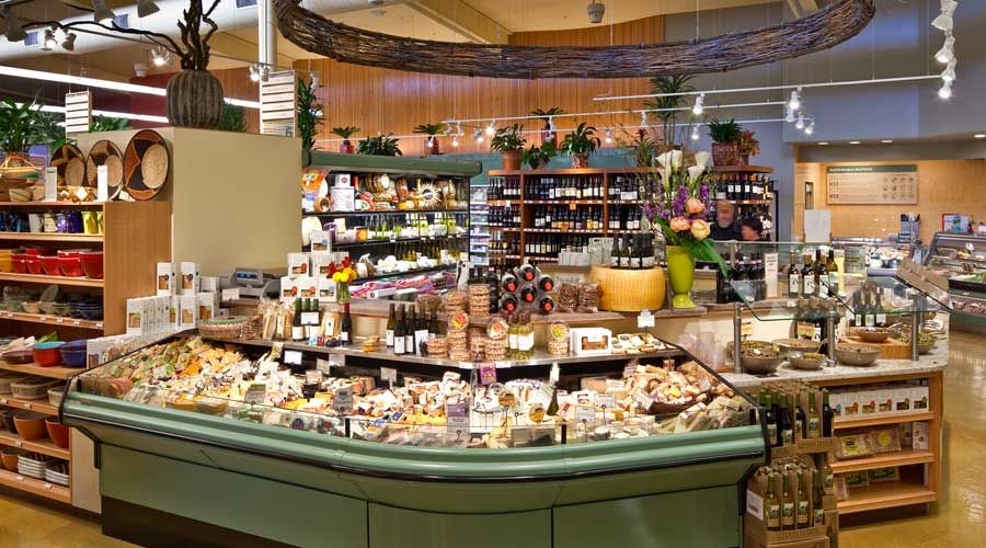 Fairfax & Mill Valley, California Natural food, Food