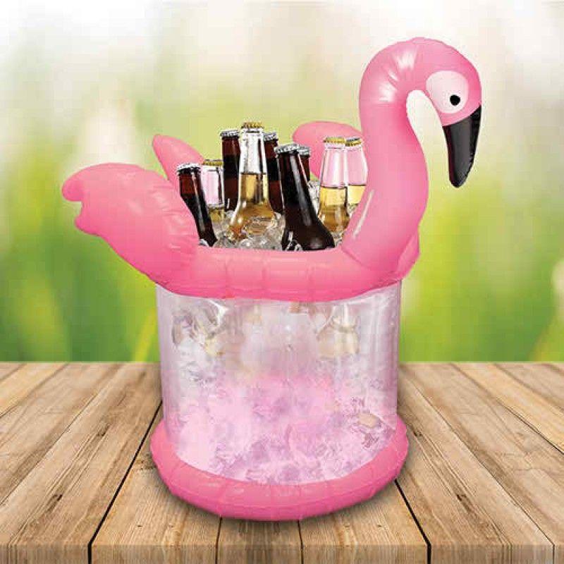 Homewares - Flamingo Inflatable Ice Bucket