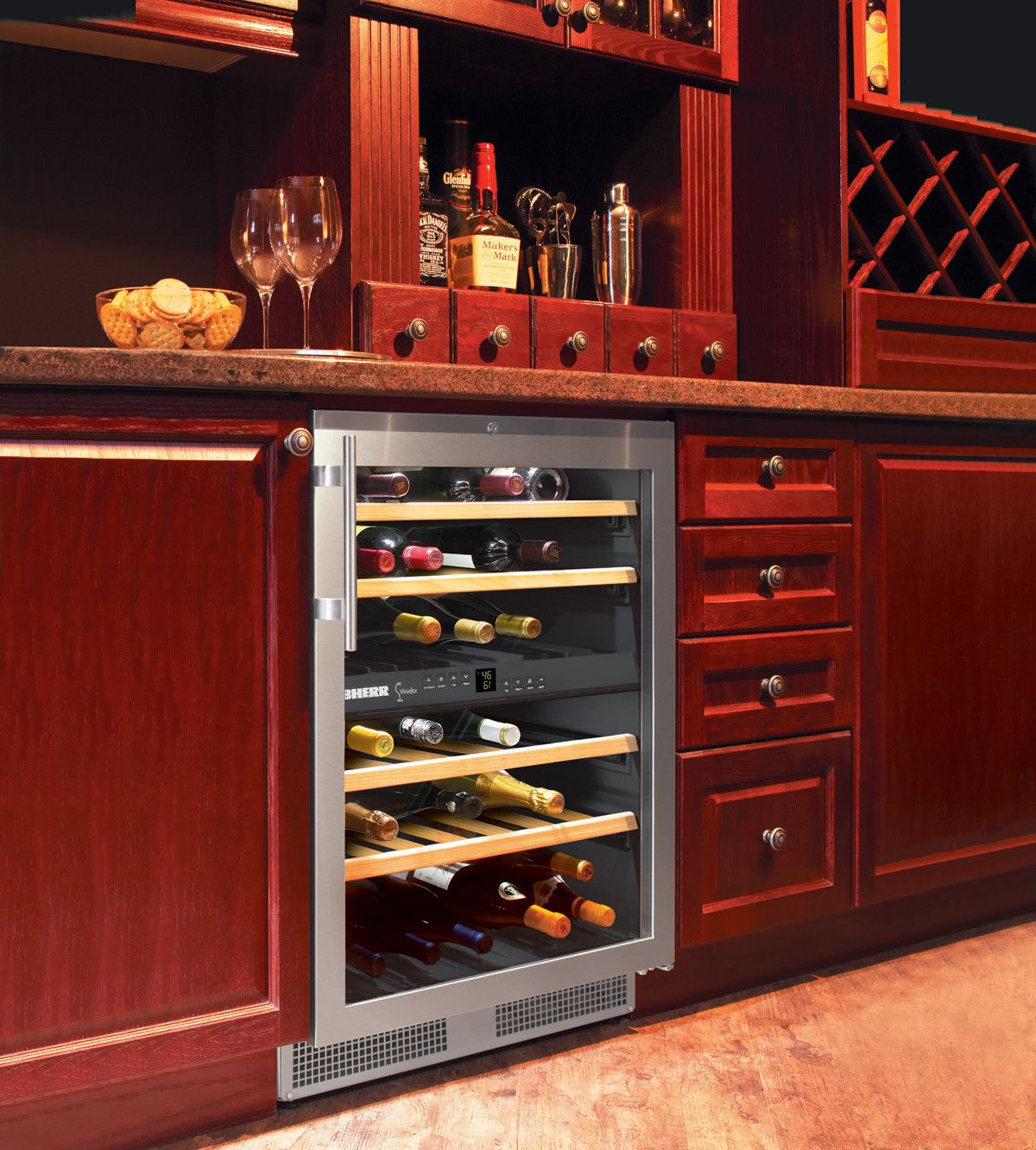 99 Freestanding Wine Cooler Cabinet Kitchen Decorating Ideas Themes Check More At Http W Wine Storage Cabinets Wine Room Design Built In Wine Refrigerator