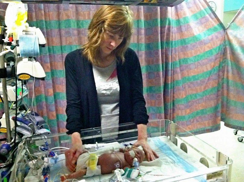 A Preemie is NOT a Preemie Premie baby gifts, Preemie