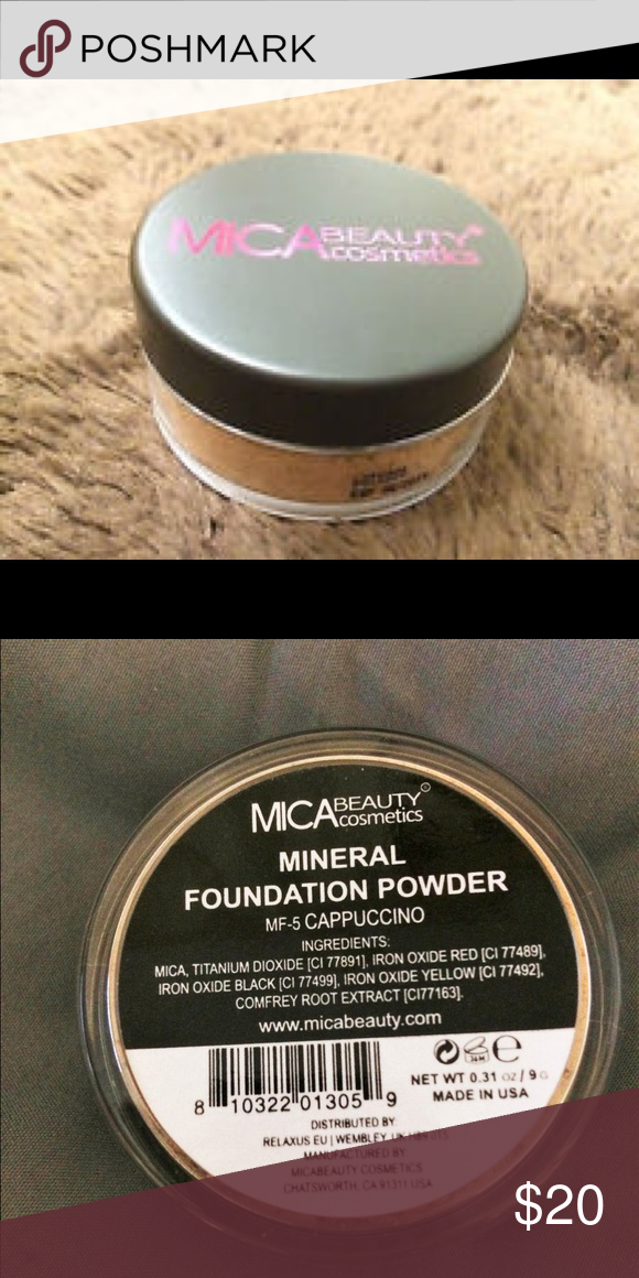 Foundation Get flawless glowing skin with 100 allnatural