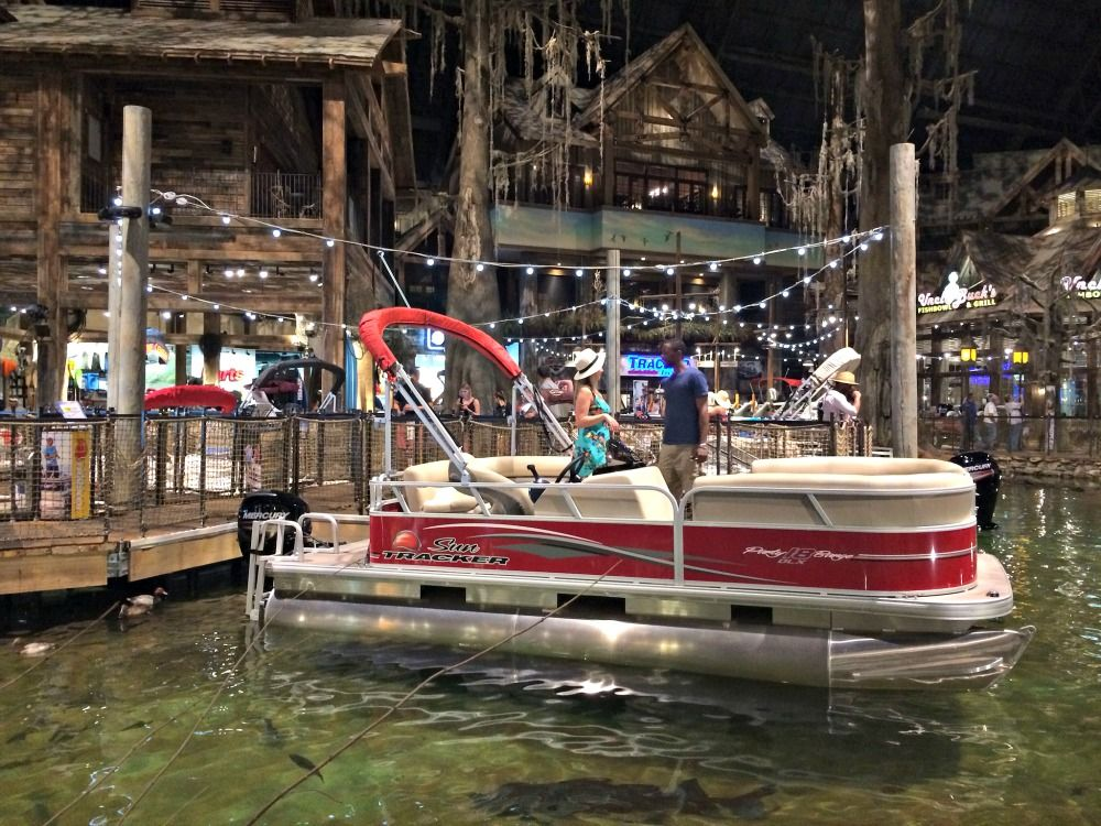 You Ve Never See A Bass Pro Shops Quite Like This Bass