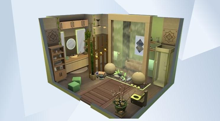 Check Out This Room In The Sims 4 Gallery Sims House Sims 4 Sims
