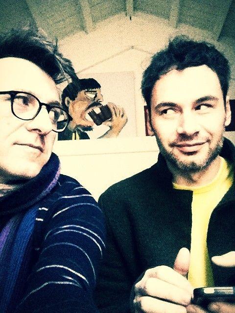 Me and Dario
