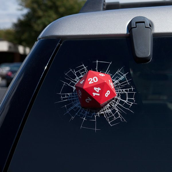 Dice Are Bastards Weve All Wanted To Throw Them Microwave Them - Plastic stickers for cars