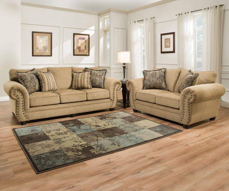 Simmons Morgan Living Room Collection at Big Lots. | New ...