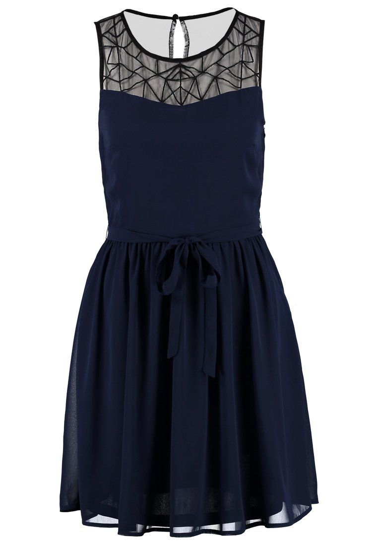 Cocktailkleid/festliches Kleid - dark blue | Dark blue, Dark and Clothes