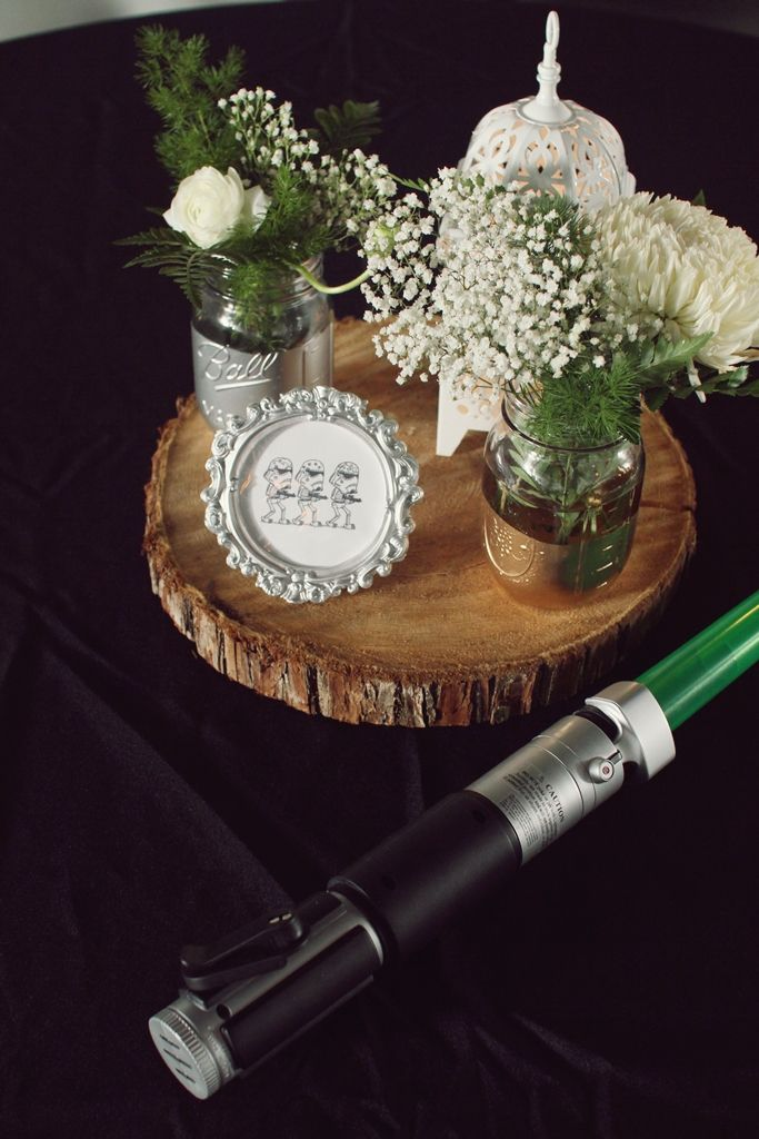 Star Wars Wedding Starwarswedding Star Wars Pinterest Star