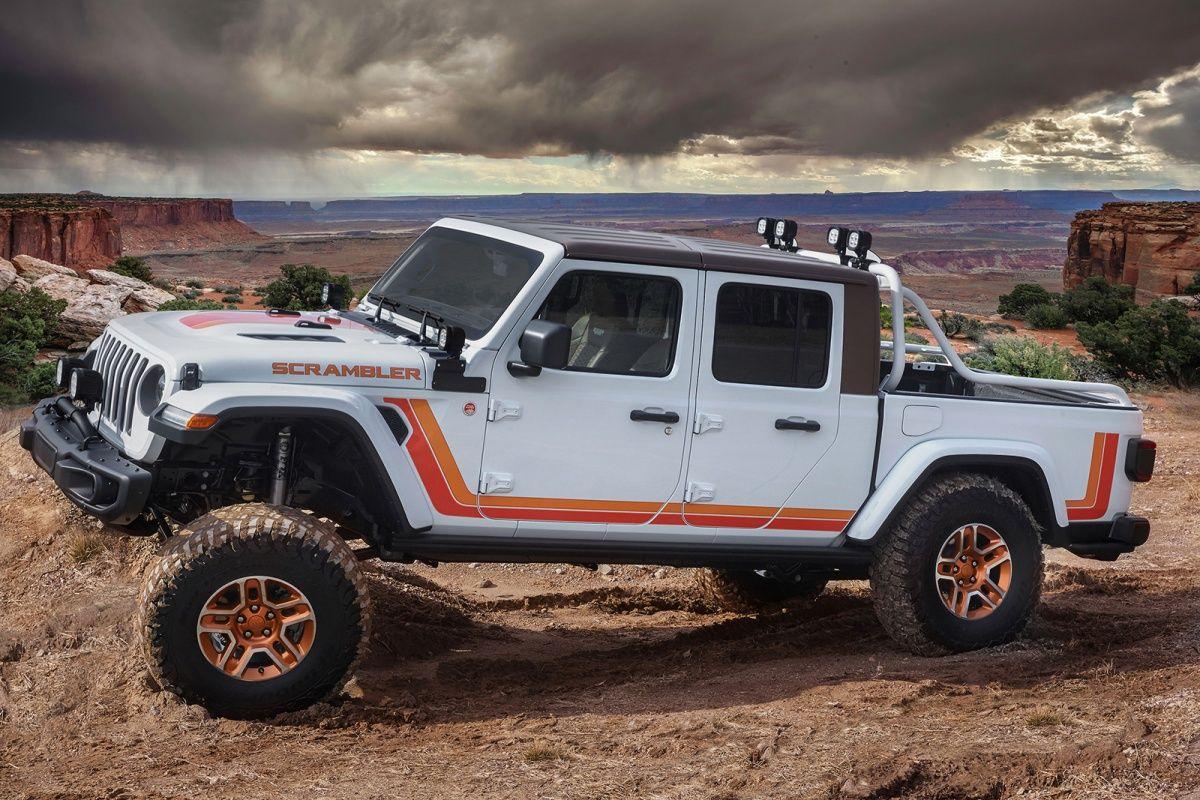 2019 Moab Easter Jeep Safari Concept Vehicles Check Them Out Jeep Gladiator Easter Jeep Safari Jeep
