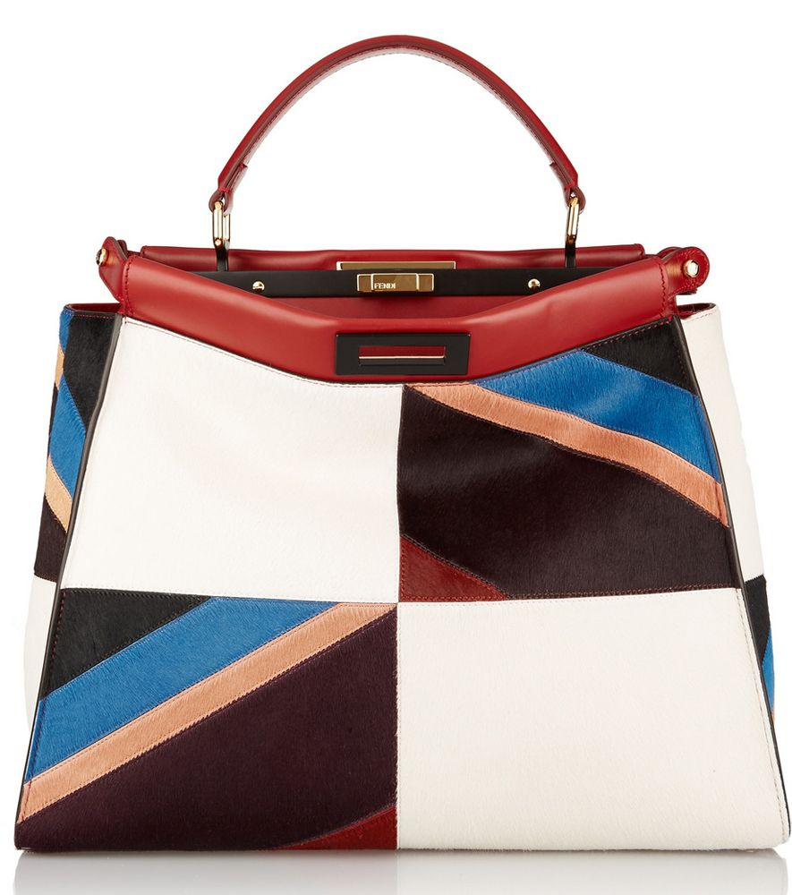 Calf Hair Fendi Bag. The 10 Most Expensive Spring 2016 Bags You Can Buy  Online Right Now 7283958ff19c2