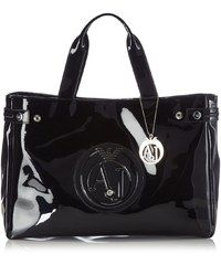 927bfc5eaf Armani Jeans Kabelka Shopping Bag With Charms
