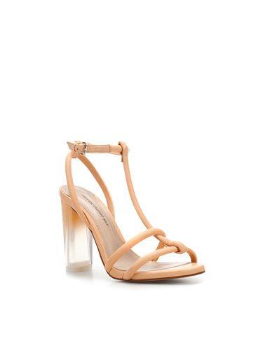 """Dear New York"" sandal from Zara :)"
