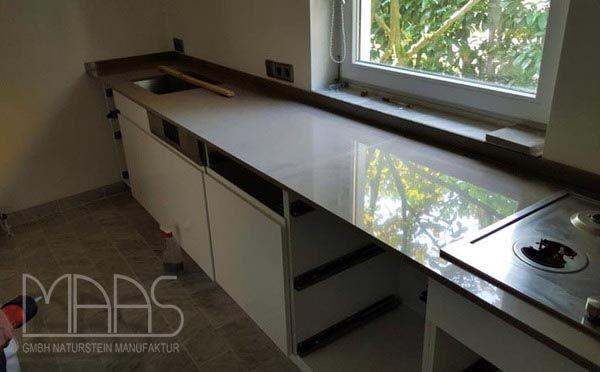 Ein so schöner #Granit wie dieser, macht jede Küche zu einer