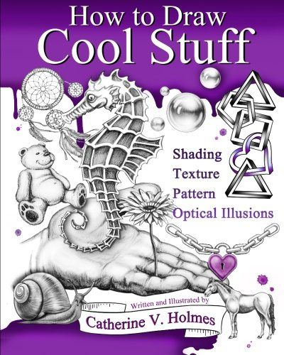 How To Draw Cool Stuff PDF | Draws | Drawings, Optical