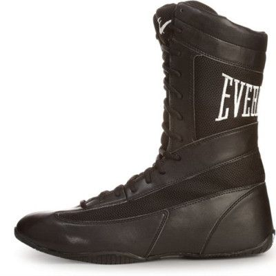 Everlast Hydrolast Hi Top Boxing Boots Boxing MMA Shoes Training | eBay