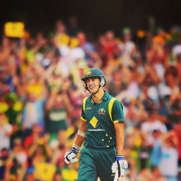 Mitchell Starc showed his potential with the bat in hand, smashing an unbeaten 52 from 37 balls