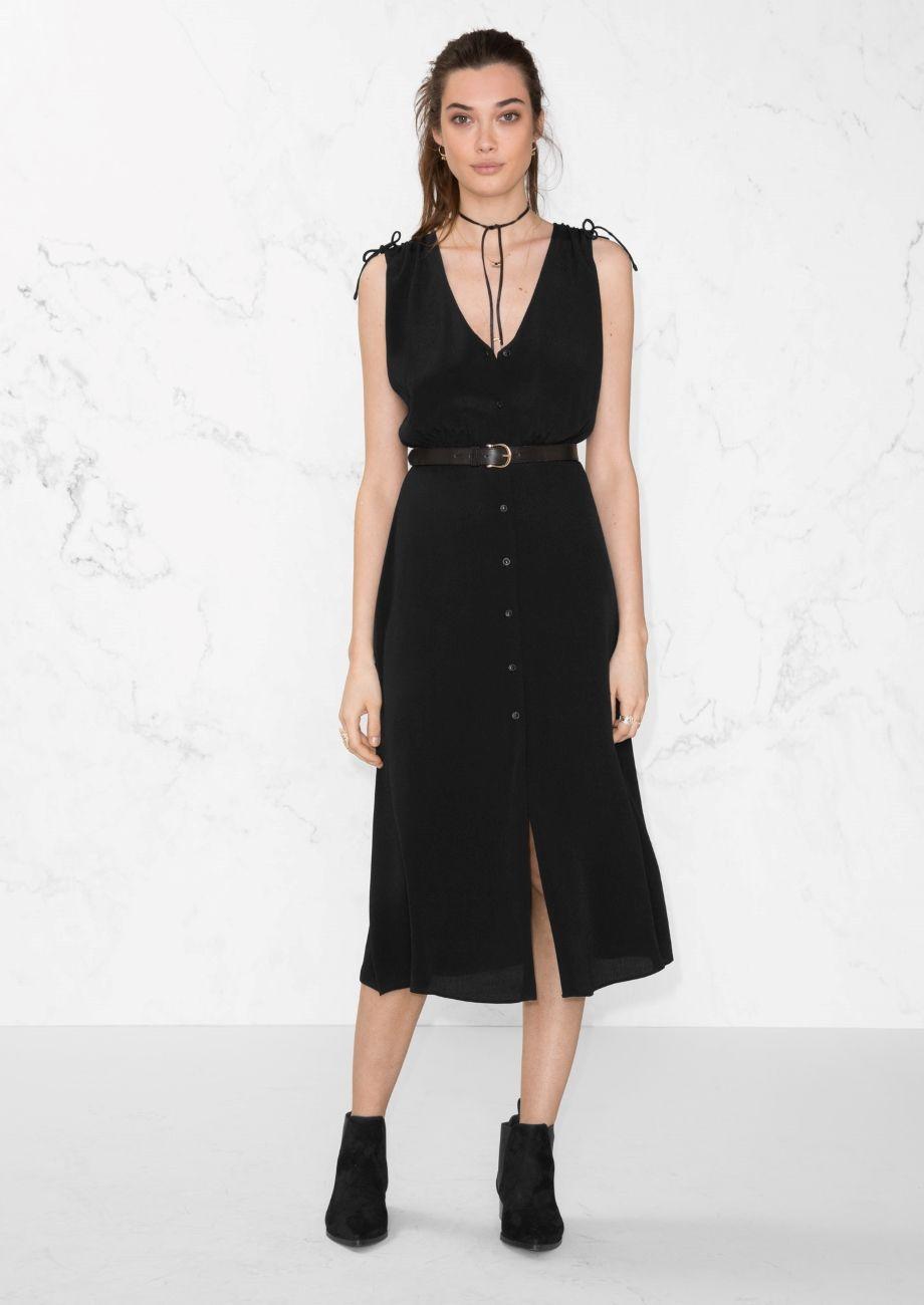 22++ Black button down dress ideas in 2021
