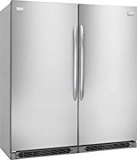 The Mammoth 64 Inch All Refrigerator All Freezer Combo From Electrolux Icon Professional Series Will Do The Jo All Refrigerator Frigidaire Gallery Refrigerator