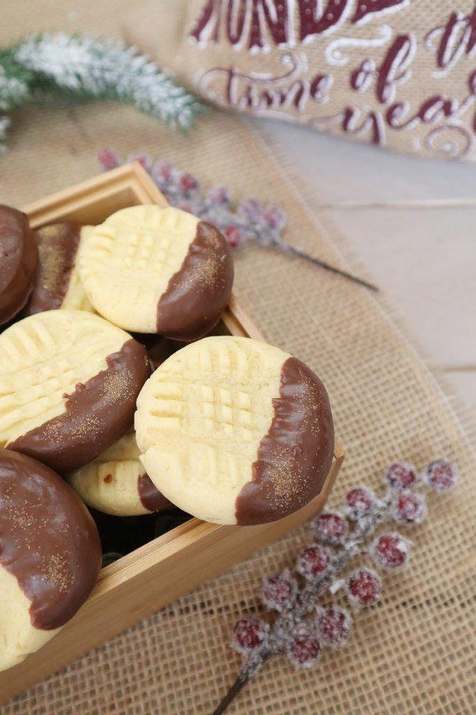 Puddingplätzchen mit Vanillegeschmack - The inspiring life #quickcookies