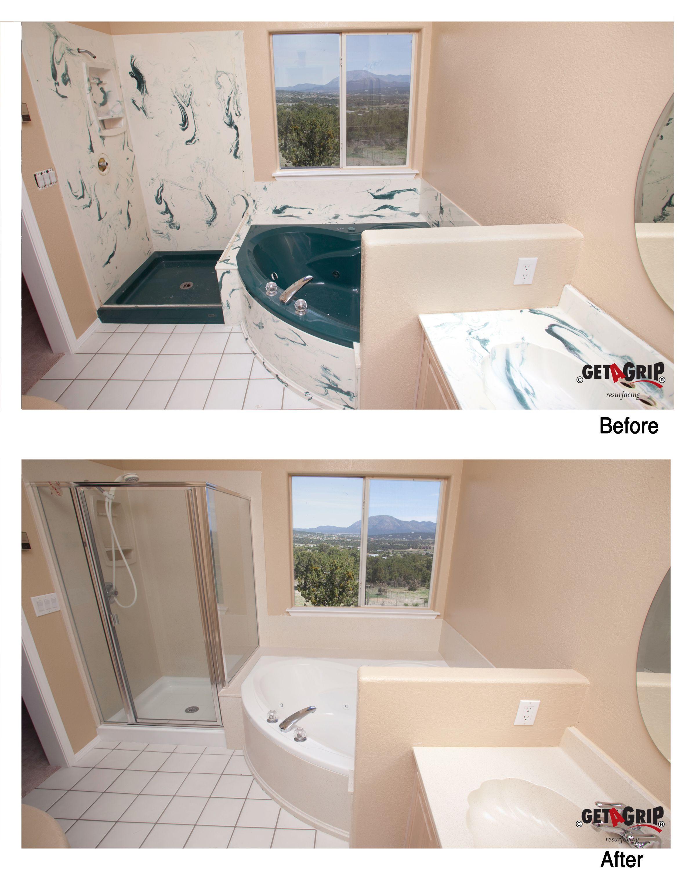 We resurface cultured marble! | Bathtub Resurfacing | Pinterest ...