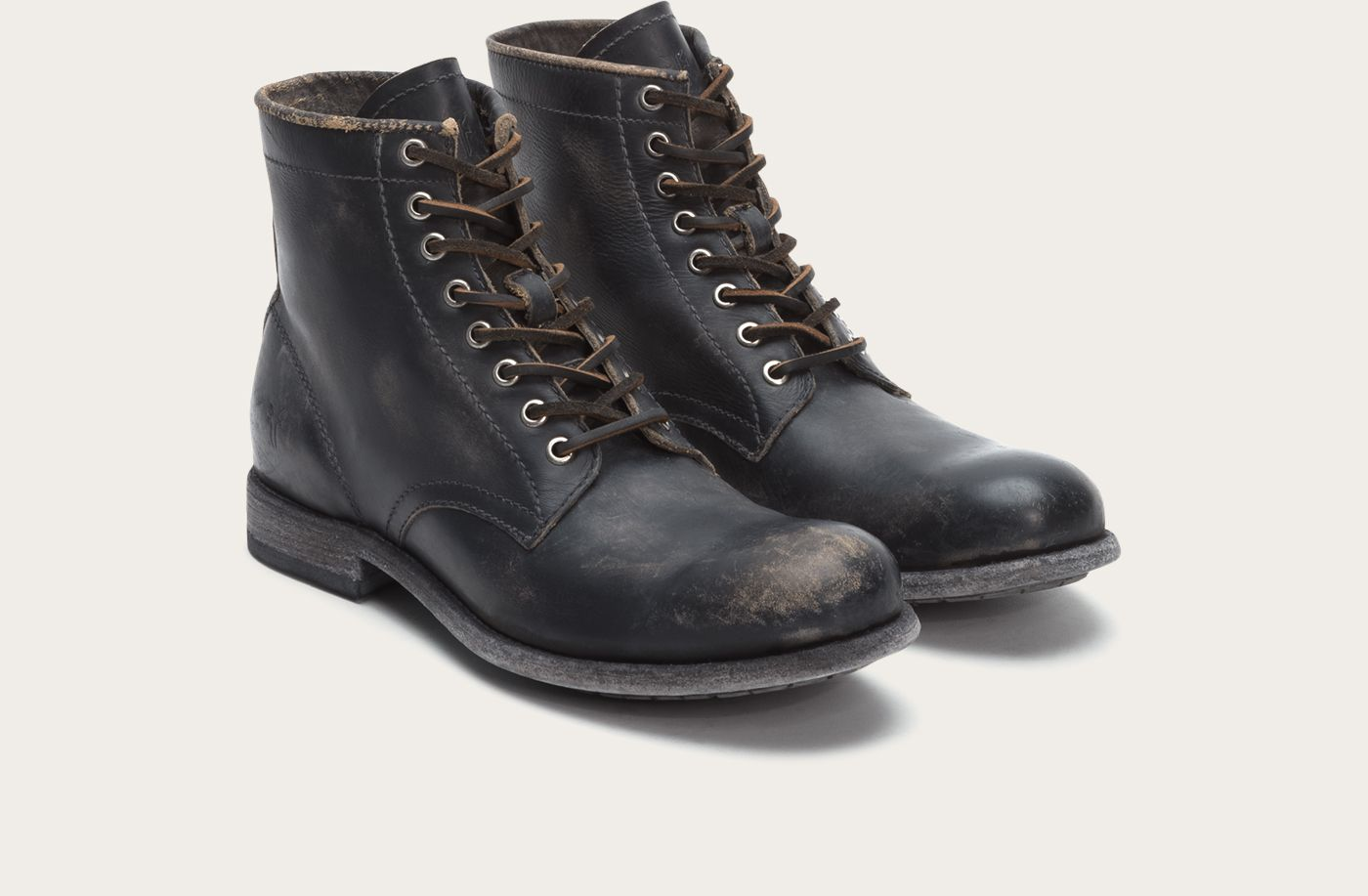 Tyler Lace Up | Mens leather boots