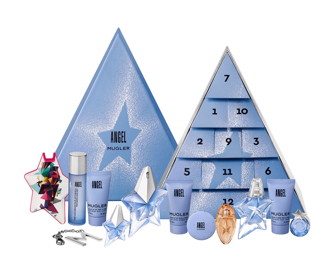 2018 Mugler Angel Advent Calendar Available Now Full Spoilers Hello Subscription Beauty Advent Calendar Perfume Advent Calendar Advent Calendar