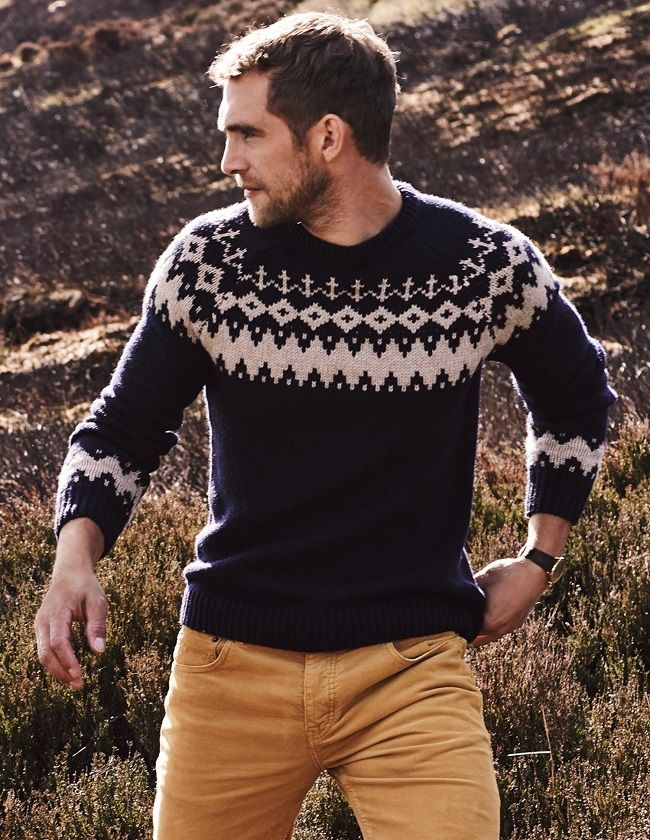 5 Winter Classics No Man Should Be Without   shohel sweater ...