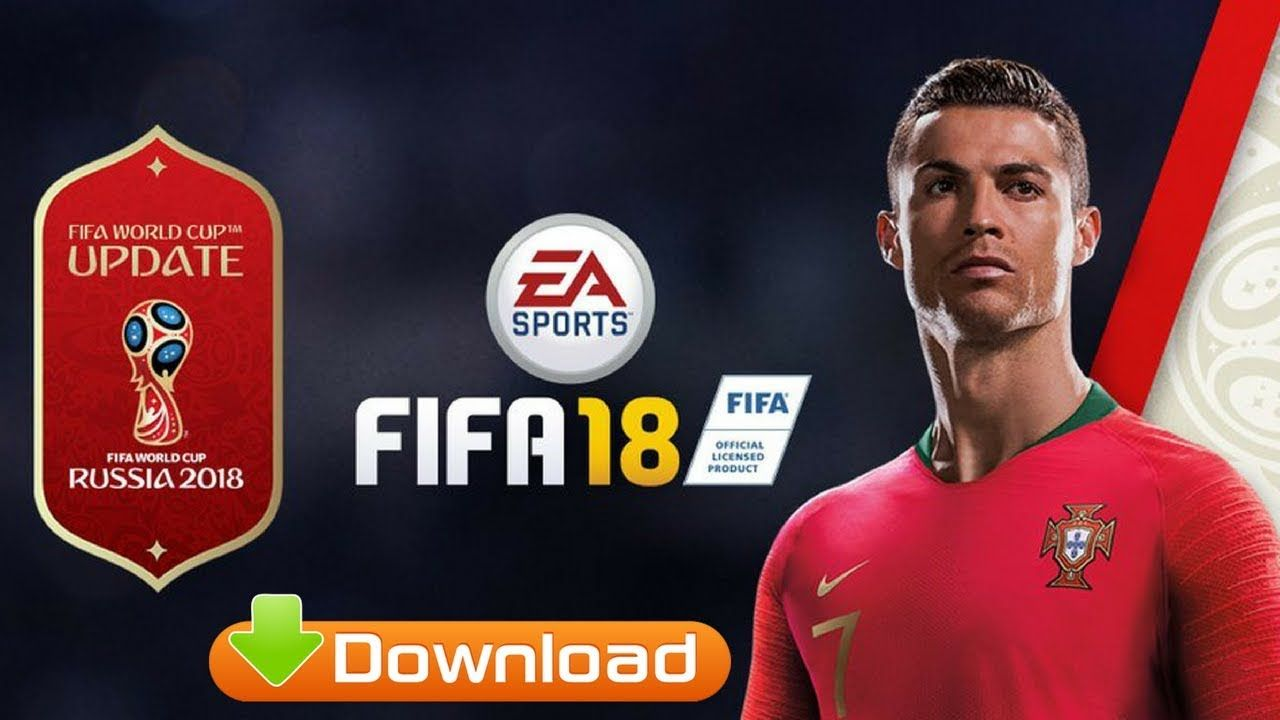 fifa mobile 18 download for android