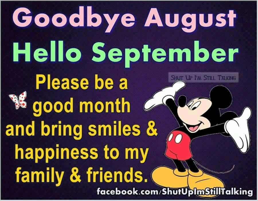 Hello September, Book Jacket, Sayings, Pictures, Quotes, Funny