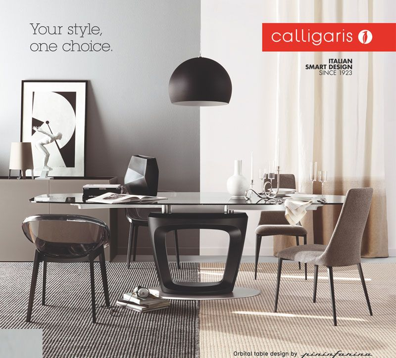 Calligaris dining table Dining Pinterest
