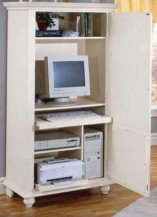 corner office armoire. 1000 images about home desk ideas on