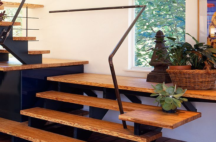 Best Parallam Stairs Open Stairs Stairs Contemporary 400 x 300