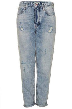 MOTO Hayden Vintage Boyfriend Jeans