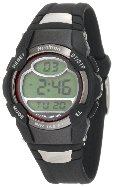 Armitron Sport Men's 20/5108BLK AnalogDigital Chronograph