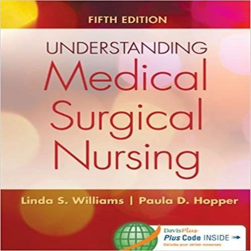 Test bank for understanding medical surgical nursing 5th edition by test bank for understanding medical surgical nursing 5th edition by williams and hopper fandeluxe Image collections