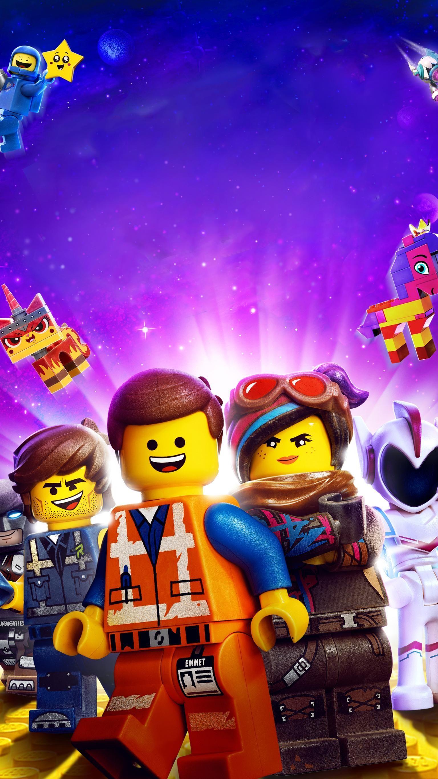 Lego Movie Moviemania Part Phone Wallpaper The Lego Movie 2 The Second Part 2019 Phone Wallpaper Moviemani In 2020 Lego Wallpaper Animated Gift Lego Movie 2