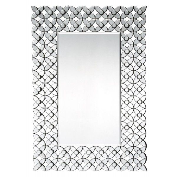Mosaic Rectangular Mirror 1000MM X 700MM - catalogue