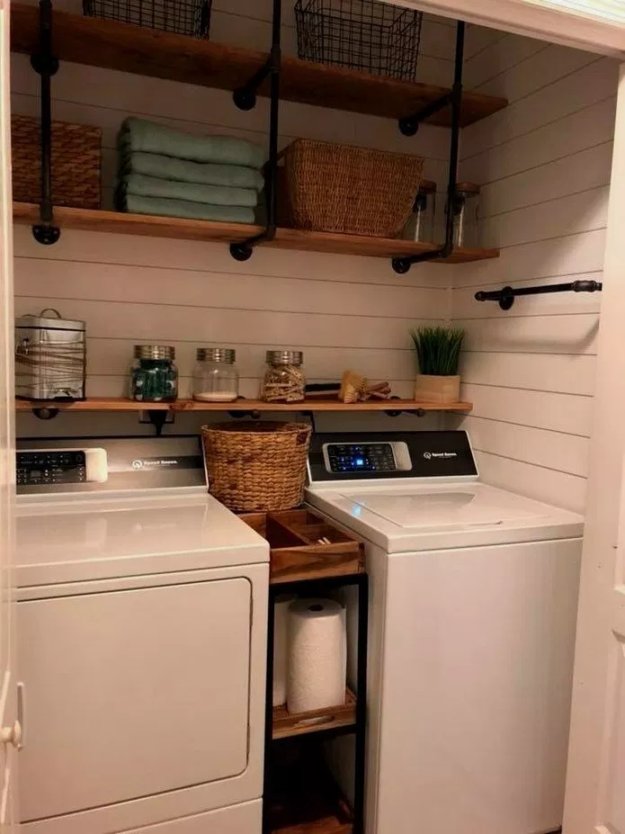 27 Diy Wall Mounted Laundry Room Lint Bin 27 With Images
