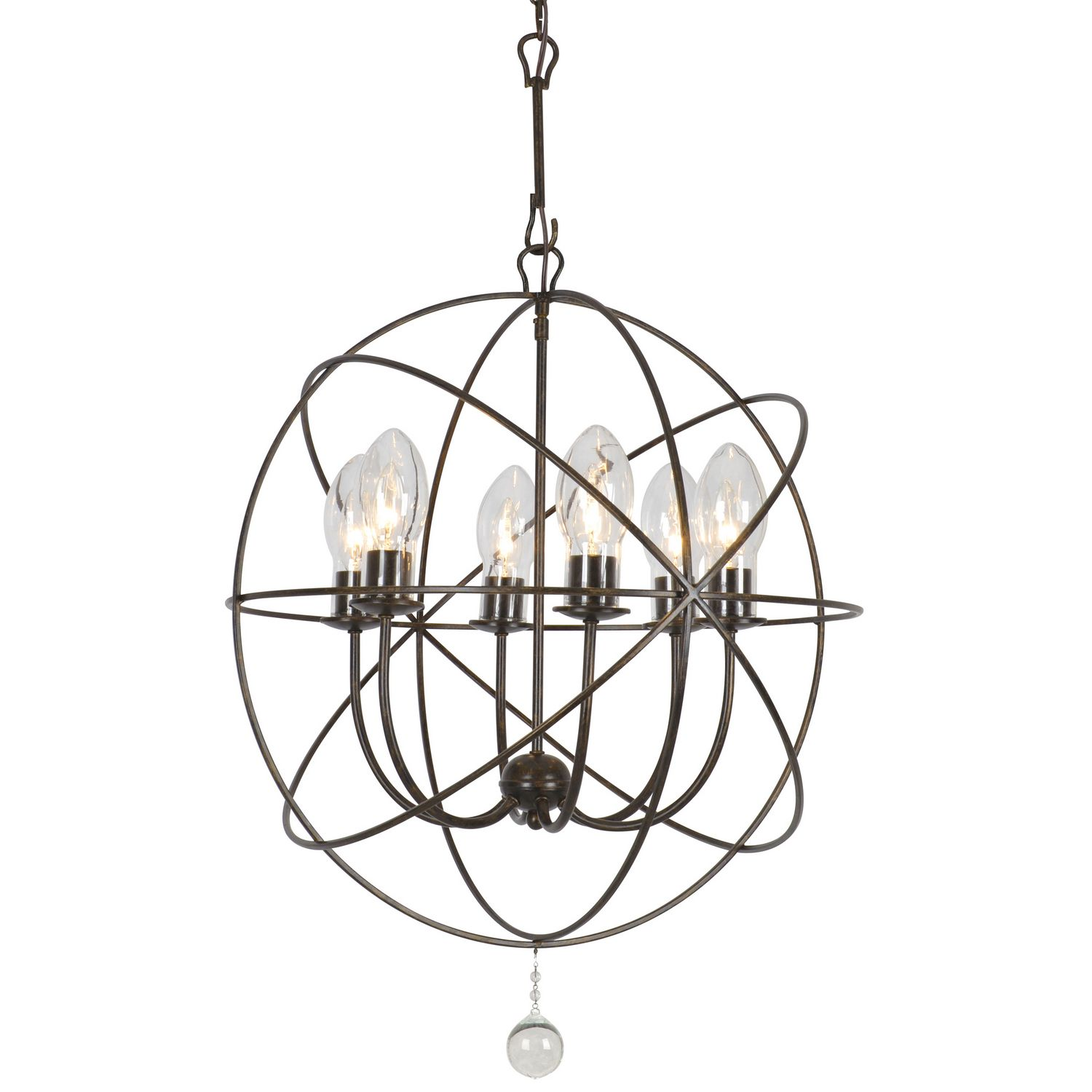 crystorama full fixtures wooden mdf out cardboa company drum the hand cardboard bronze for and large cut english group size solaris crystal wide clear save light globe gold wrought shop iron chandelier lights chandeliers currey stencil with lighting wood of