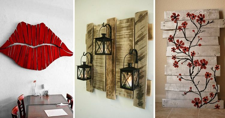Pin by Beth Clendenon on Projects | Pallet wall art ...